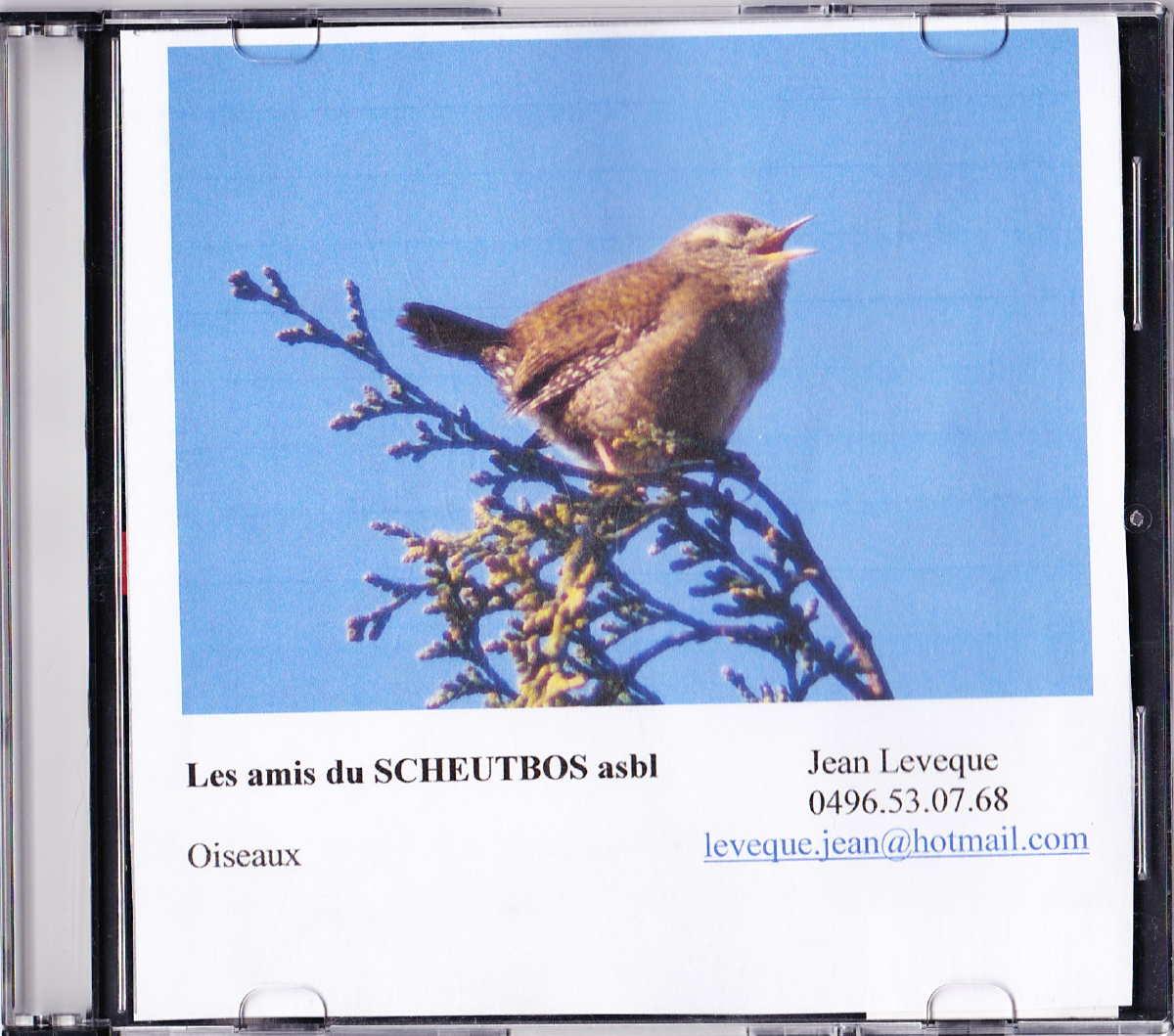 3 cd oiseaux