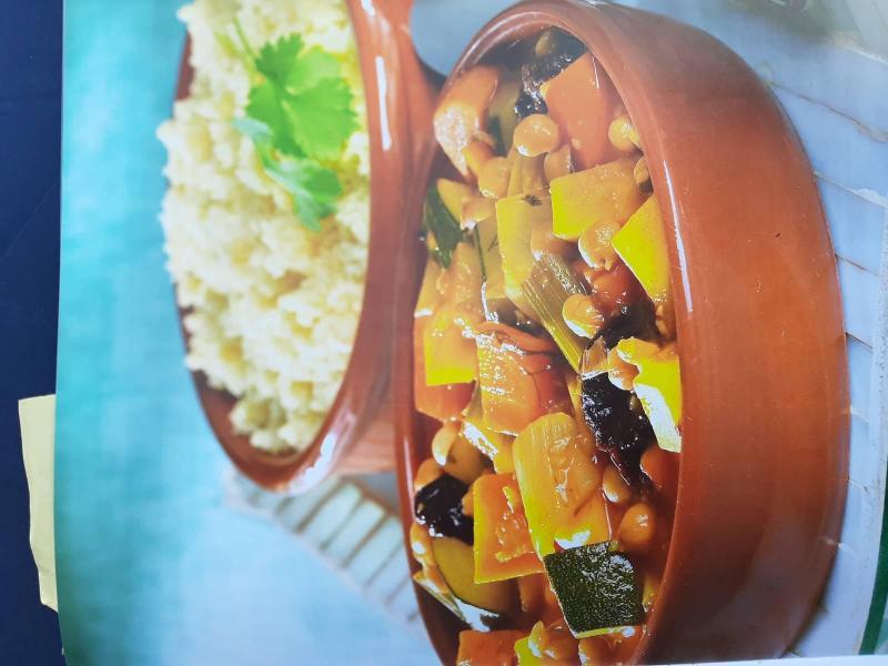 Couscous fenouil